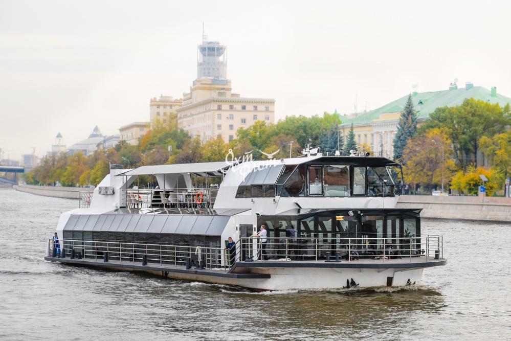 аренда яхты в Москве moscowflot.ru